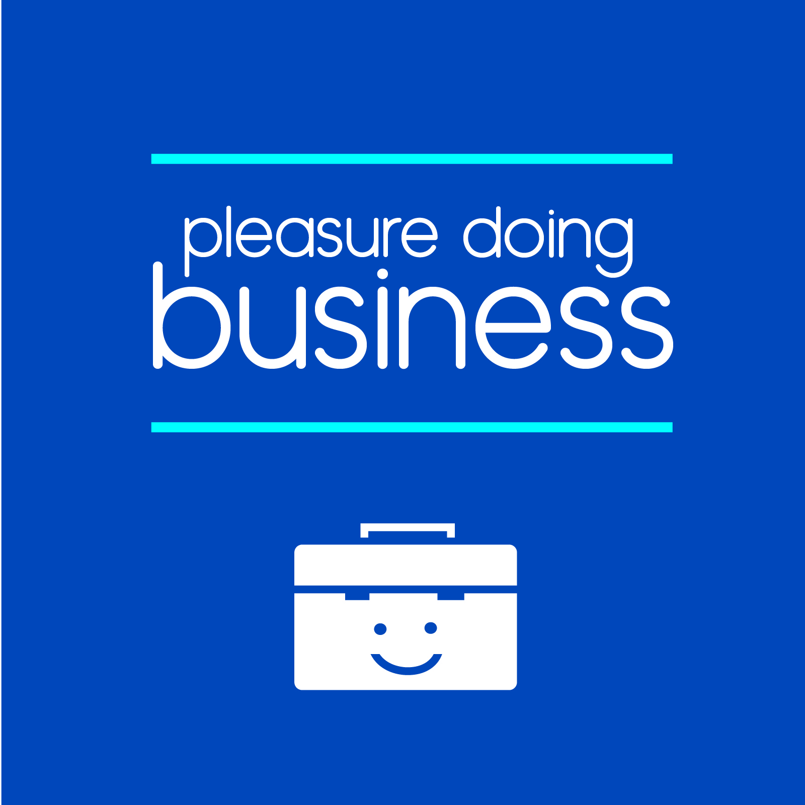 Pleasure Doing Business – The Podcast