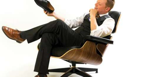 Andrew Bedford: reviving the 100 year old Hartt Shoe brand