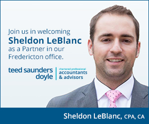 Sheldon LeBlanc: TSD's Newest Partner